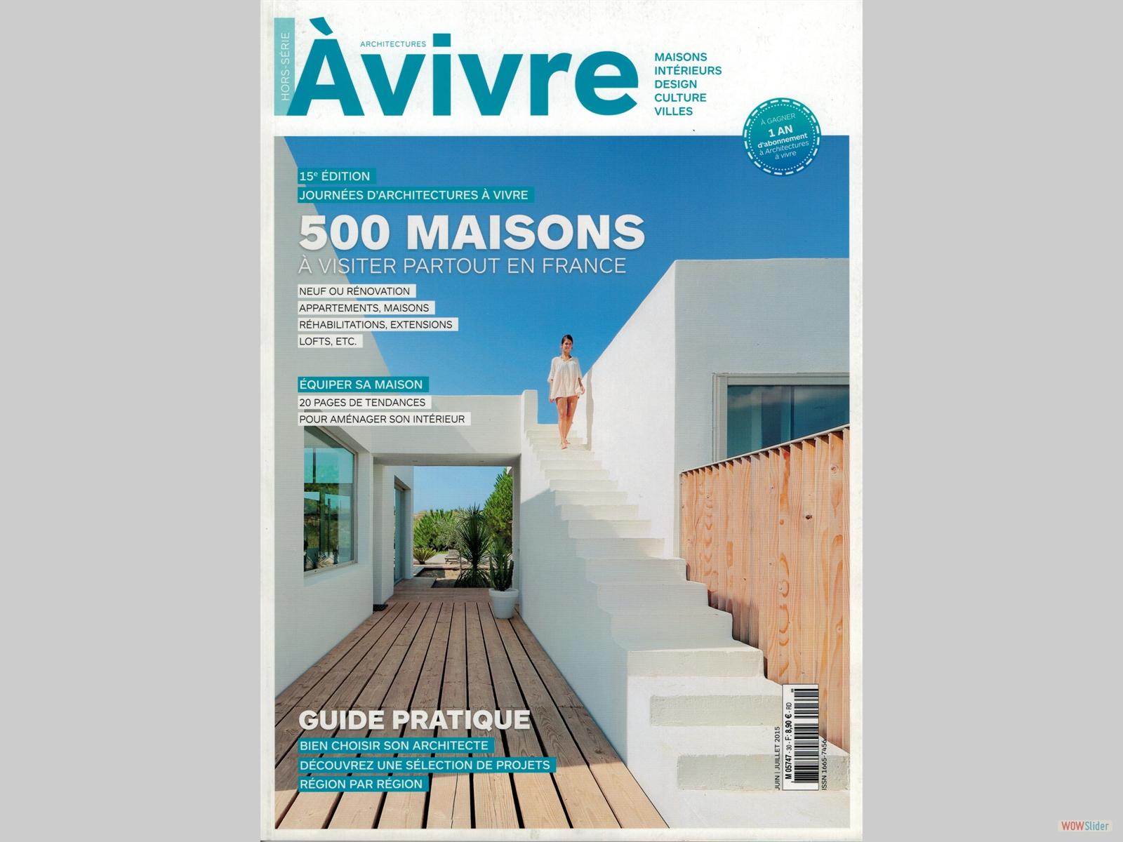100 Fantastique Concepts Abonnement Architecture A Vivre
